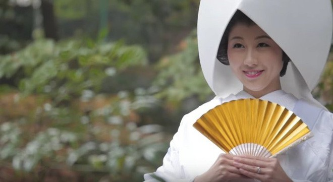 12 điểm khác biệt trong đám cưới truyền thống của Nhật Bản: Ai được mời thì đến, không rủ người khác đi cùng! - Ảnh 6.
