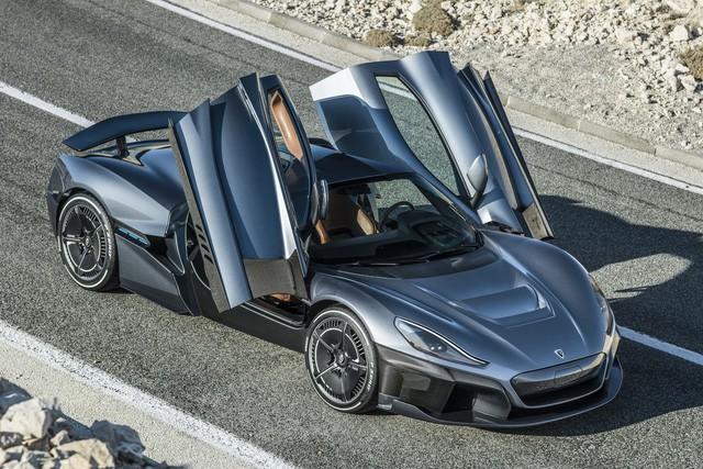 Xe nhanh nhất thế giới Rimac C_Two: 2.000 mã lực, 0-100km/h trong 1,85 giây - Ảnh 6.