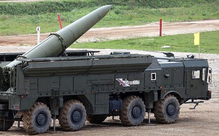 Lộ diện quốc gia thứ 2 sở hữu phiên bản xuất khẩu tên lửa Iskander-M