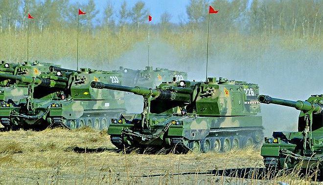 10 loại thiết giáp nguy hiểm nhất của Quân đội Trung Quốc - Ảnh 6.
