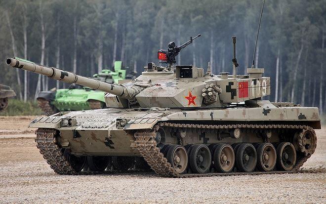 10 loại thiết giáp nguy hiểm nhất của Quân đội Trung Quốc - Ảnh 3.