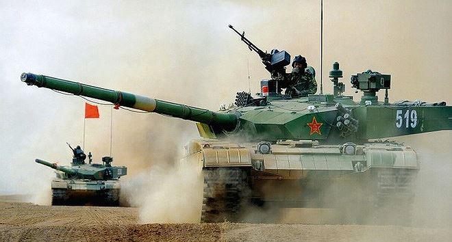10 loại thiết giáp nguy hiểm nhất của Quân đội Trung Quốc - Ảnh 1.