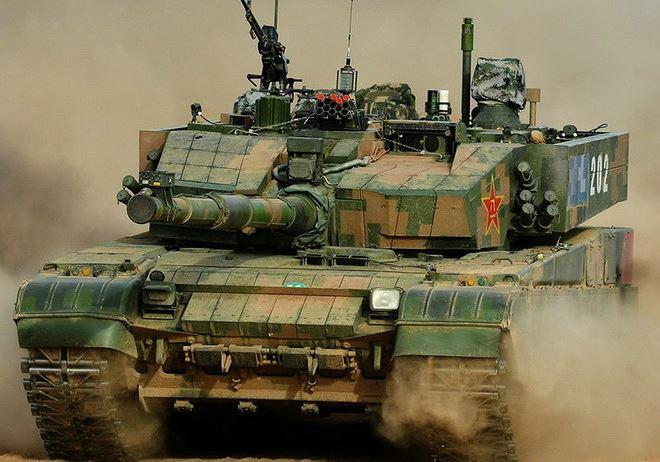 10 loại thiết giáp nguy hiểm nhất của Quân đội Trung Quốc - Ảnh 2.