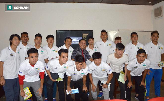 Chăm chỉ học tập, biểu tượng chiến thắng của U23 Việt Nam hé lộ ước mơ lạ ngoài bóng đá - Ảnh 1.