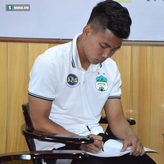 Chăm chỉ học tập, biểu tượng chiến thắng của U23 Việt Nam hé lộ ước mơ lạ ngoài bóng đá - Ảnh 4.