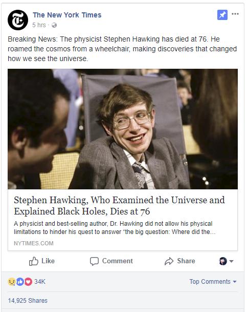 Mong giáo sư Stephen Hawking tiếp tục bay như siêu nhân... - Ảnh 7.
