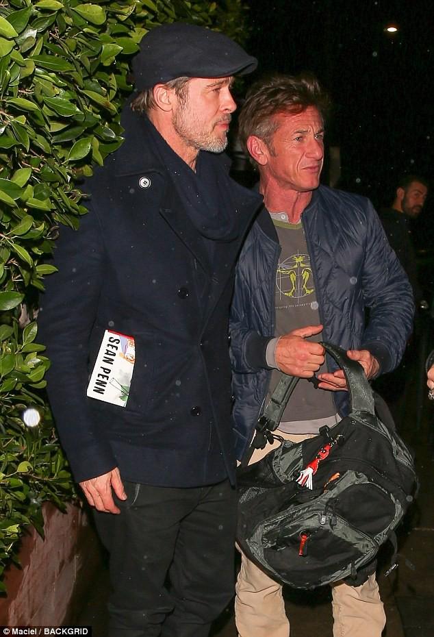 Brad Pitt được bạn thân vun vén nối lại tình xưa với Jennifer Aniston? - Ảnh 3.