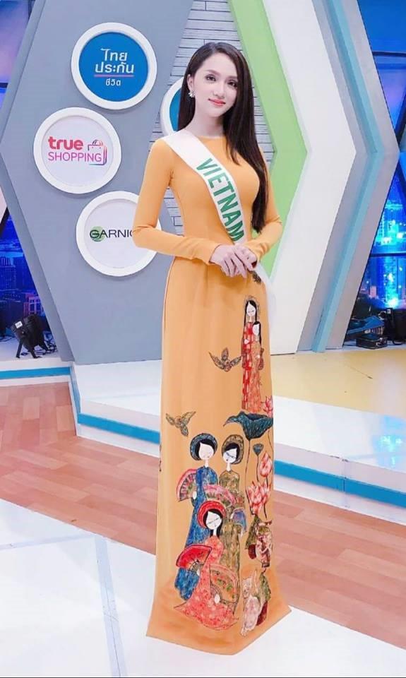 Cục Nghệ thuật Biểu diễn nói gì về thành tích của Hoa hậu Hương Giang? - Ảnh 2.