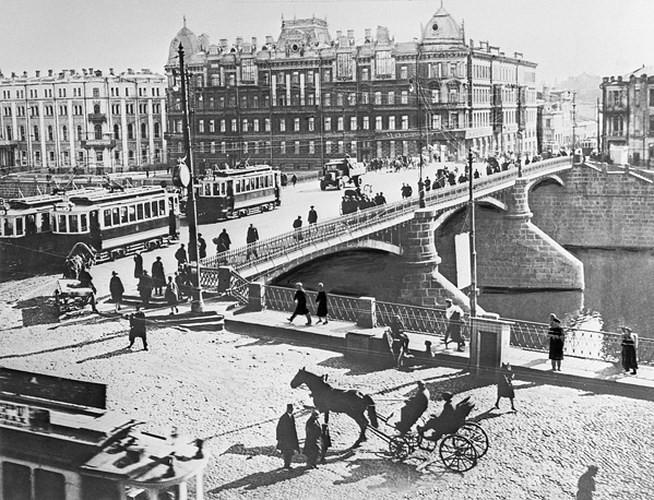 Ảnh: Moscow trong những năm đầu là thủ đô của nước Nga - Ảnh 3.