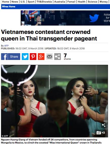 Sau loạt báo Quốc tế, Tân Hoa hậu Hương Giang tiếp tục xuất hiện nổi bật trên báo Đài Loan - Ảnh 5.