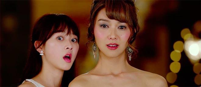Clip: Elly Trần mặc táo bạo khi diễn cùng Trương Quân Ninh - ảnh 6