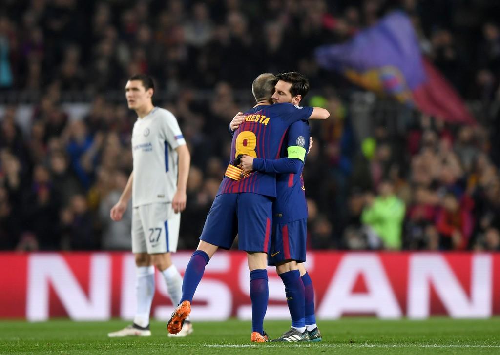 Messi tỏa sáng nhấn chìm Chelsea và sự vĩ đại không cần bàn cãi