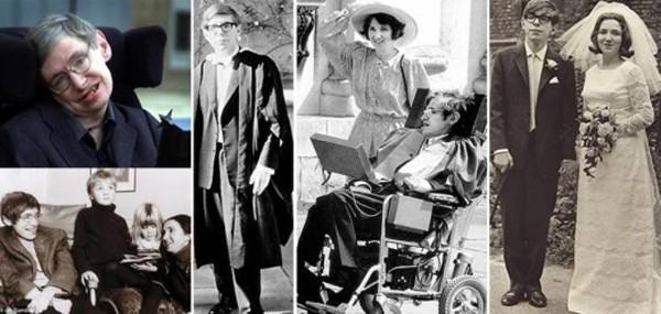 Stephen Hawking, hình tượng vật lý vừa rời bỏ sân khấu cuộc đời (phần 1) - Ảnh 2.