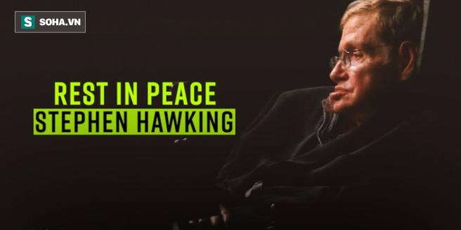 Nguyện ước ngày cuối đời của Stephen Hawking: Gọi mãi tiếng Gia đình thiêng liêng - Ảnh 2.