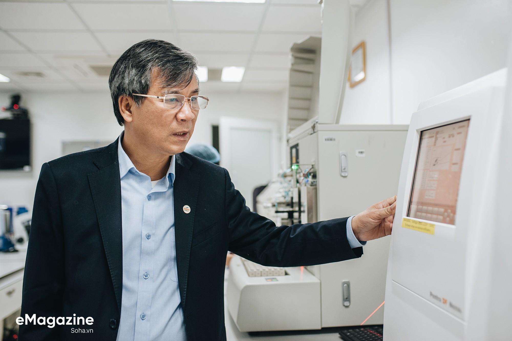 GS Nguyễn Anh Trí: Nếu kiếm tiền một cách chính danh, tôi là một trong những giáo sư giàu nhất VN - Ảnh 19.