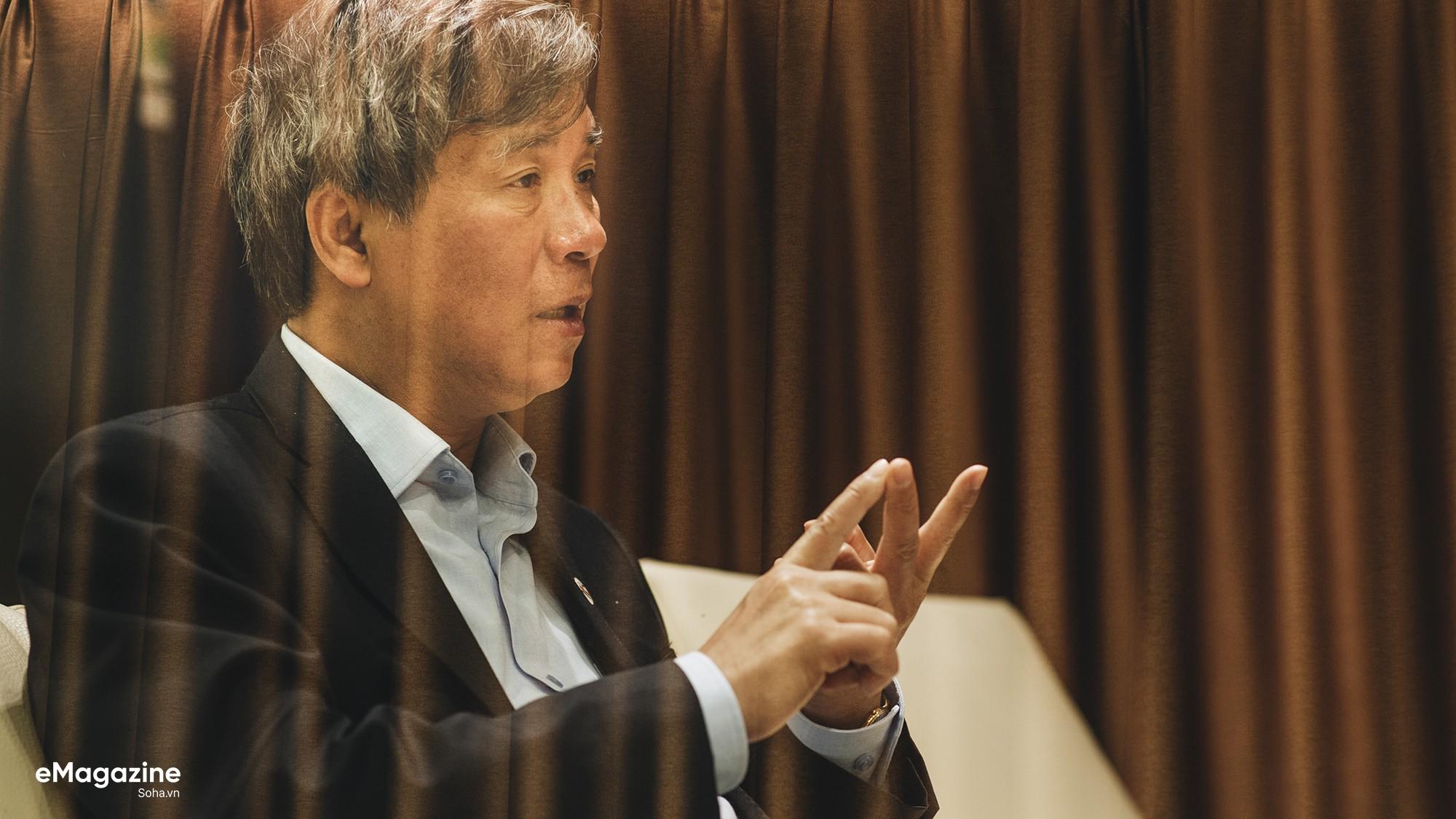 GS Nguyễn Anh Trí: Nếu kiếm tiền một cách chính danh, tôi là một trong những giáo sư giàu nhất VN - Ảnh 24.