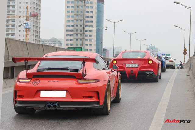Kết thúc Car & Passion, Porsche 911 GT3 RS của Cường Đô la được rao bán lại - Ảnh 5.