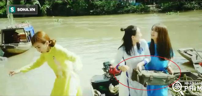 Sạn to đùng trong phim của Trần Bảo Sơn, Elly Trần, Mike Tyson - Ảnh 4.