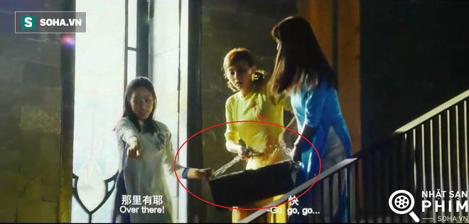 Sạn to đùng trong phim của Trần Bảo Sơn, Elly Trần, Mike Tyson - Ảnh 7.