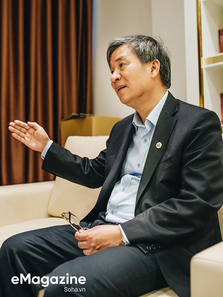 GS Nguyễn Anh Trí: Nếu kiếm tiền một cách chính danh, tôi là một trong những giáo sư giàu nhất VN - Ảnh 8.