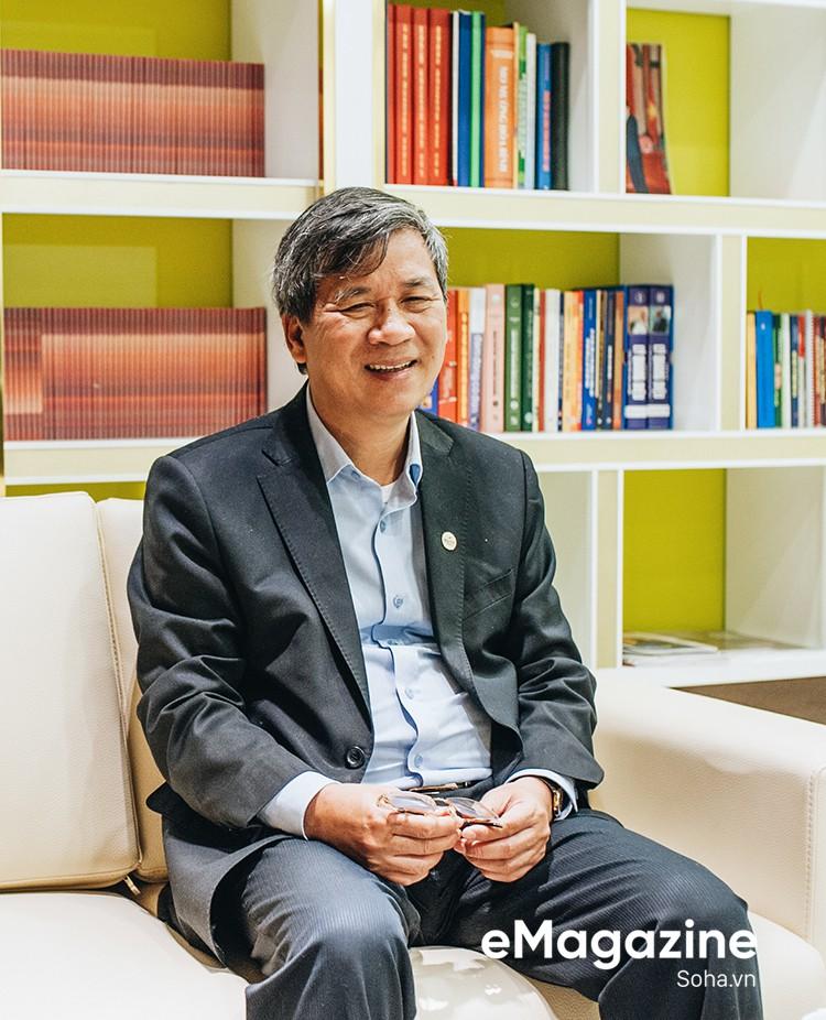 GS Nguyễn Anh Trí: Nếu kiếm tiền một cách chính danh, tôi là một trong những giáo sư giàu nhất VN - Ảnh 4.