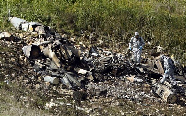 Báo Nga nêu giả thuyết chấn động: Chính Israel đã bắn hạ tiêm kích F-16 của mình? - Ảnh 2.