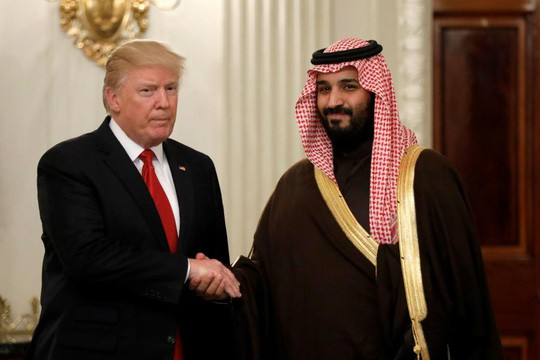 Thái tử Ả Rập Saudi không cho mẹ ruột gặp vua cha hơn 2 năm - Ảnh 2.
