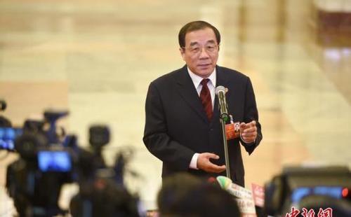Ông Dương Hiểu Độ trở thành tân Chủ nhiệm Ủy ban giám sát quốc gia Trung Quốc