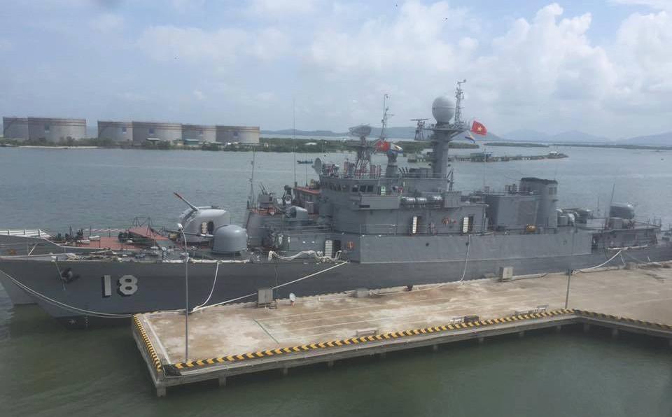Hải quân Việt Nam có thể được nhận tổng cộng 5 tàu Pohang Hàn Quốc để thay thế Petya?