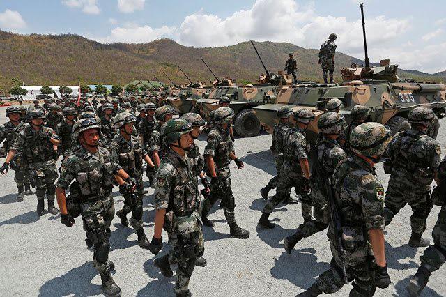 """Trung Quốc sẽ """"biếu không"""" Campuchia xe thiết giáp biến thể mới nhất? - Ảnh 3."""