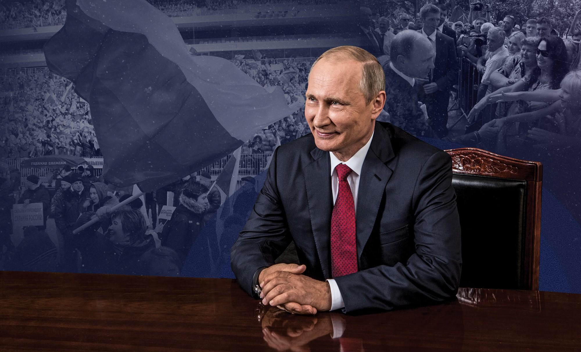 Tổng thống Putin: 2 thập kỷ định hình nước Nga và 6 năm đầy thách thức phía trước - Ảnh 13.