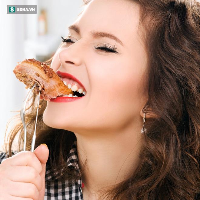 Biết ăn thịt nhiều là không tốt nhưng những người ở độ tuổi này nên thường xuyên ăn hơn - Ảnh 1.