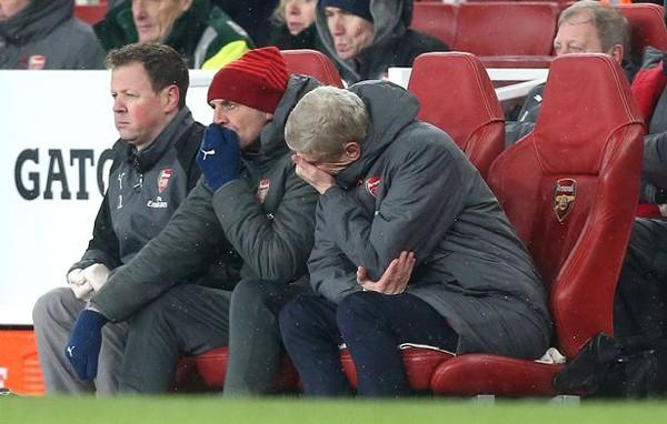 Xôn xao dự đoán điều Wenger nói với Guardiola trước khi Arsenal thua Man City - Ảnh 1.