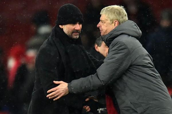 Xôn xao dự đoán điều Wenger nói với Guardiola trước khi Arsenal thua Man City - Ảnh 2.