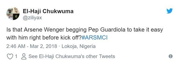 Xôn xao dự đoán điều Wenger nói với Guardiola trước khi Arsenal thua Man City - Ảnh 7.