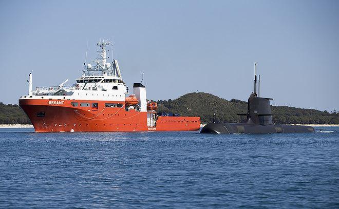 Tính năng ưu việt của bộ đôi tàu cứu hộ tàu ngầm do Việt Nam chế tạo - ảnh 5