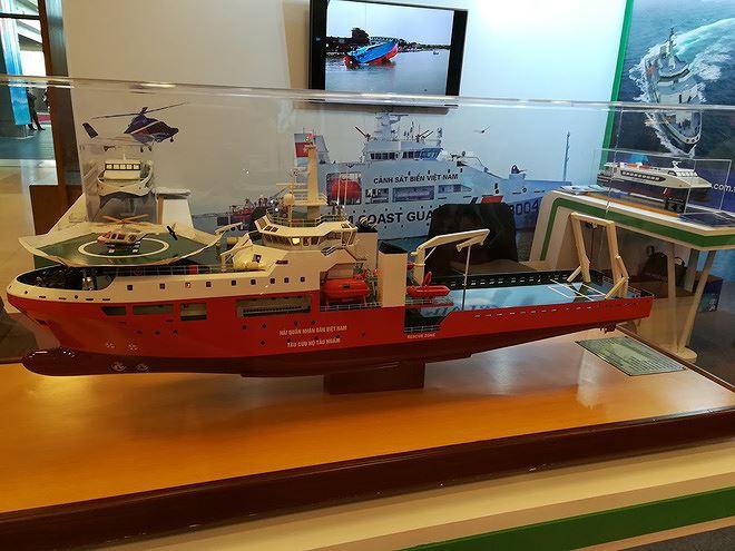 Tính năng ưu việt của bộ đôi tàu cứu hộ tàu ngầm do Việt Nam chế tạo - ảnh 12