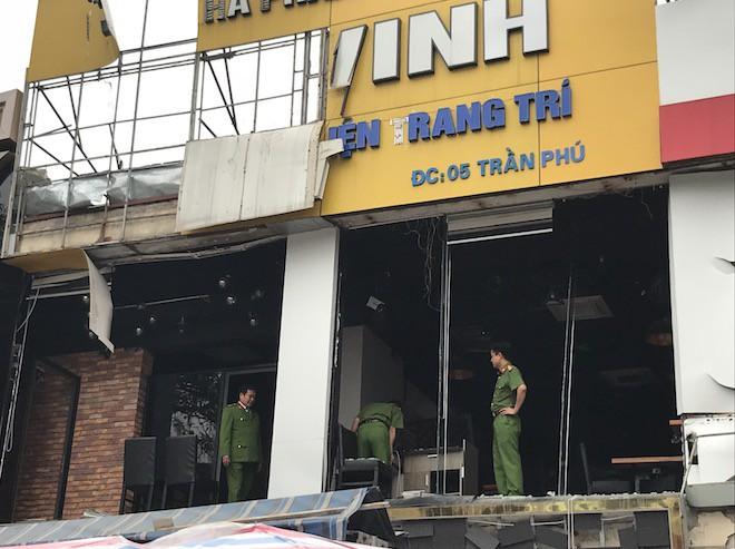 Nhân viên quên khoá van bình gas, quán nướng 2 tầng nổ làm thiệt hại 10 tỷ - Ảnh 2.