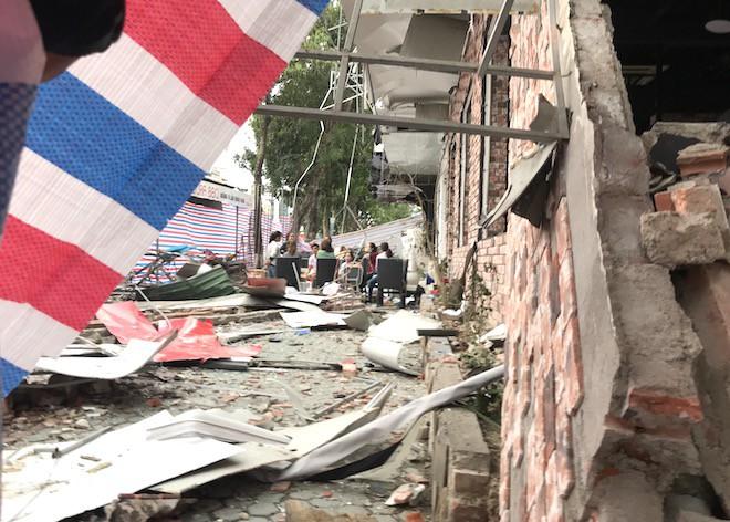 Nguyên nhân ban đầu vụ nổ dãy nhà 2 tầng với sức công phá lớn ở Nghệ An - Ảnh 5.