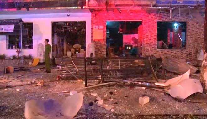 Nguyên nhân ban đầu vụ nổ dãy nhà 2 tầng với sức công phá lớn ở Nghệ An - Ảnh 3.