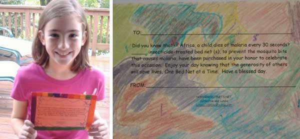 Cô bé 5 tuổi cứu sống hàng triệu người châu Phi thoát khỏi căn bệnh sốt rét bây giờ ra sao - Ảnh 3.