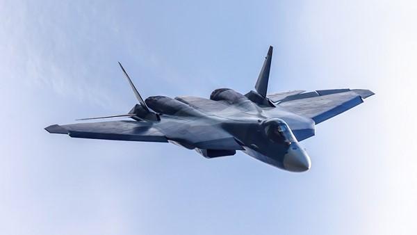 Tuyên bố đau lòng về tiêm kích tàng hình Su-57 Nga của Không quân Ấn Độ - Ảnh 1.