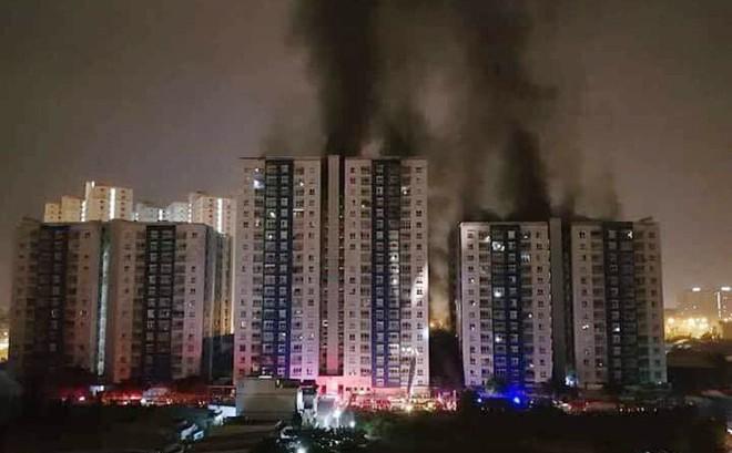 Những vụ cháy tòa nhà cao tầng kinh hoàng gây thiệt hại nặng nề về người và tài sản - Ảnh 1.