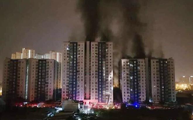 Vì sao trong các vụ cháy, ngạt khói là nguyên nhân chủ yếu gây chết người? - Ảnh 2.
