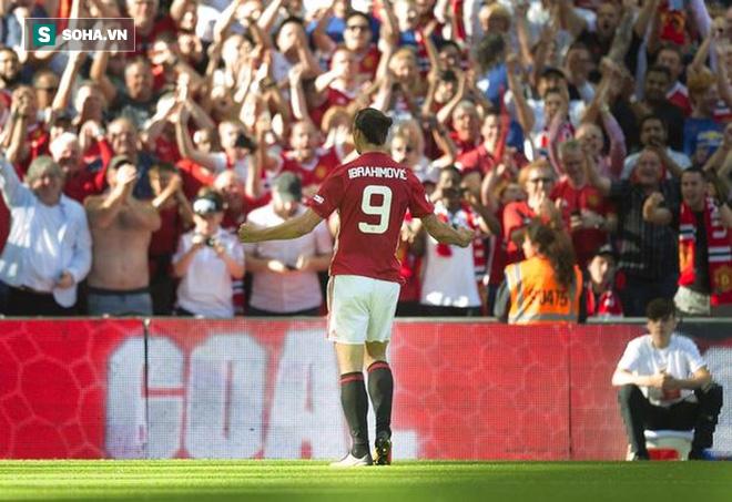 Không phải bàn thắng, đây mới là điều quý giá nhất Ibrahimovic tặng cho Man United - Ảnh 1.