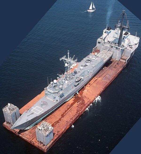 Tàu chở hàng siêu trọng trường - điều ít người biết - Ảnh 18.