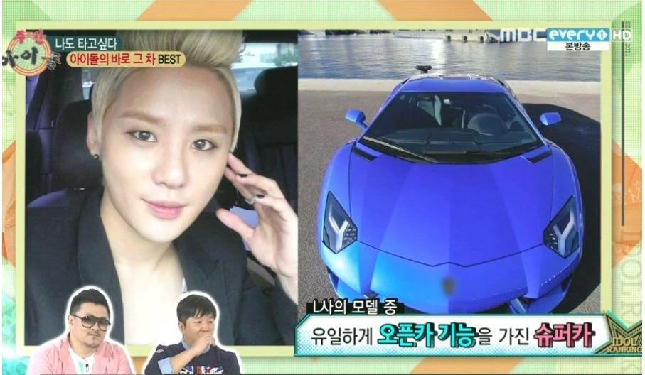Không phải G-Dragon đây mới là là trùm cuối nhiều siêu xe nhất Kpop