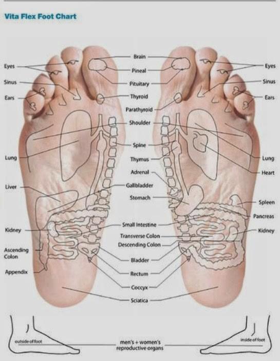 Mỗi ngày mát xa chân 15 phút: Hỗ trợ điều trị mất ngủ, bổ thận, thải độc sau 1 tháng - Ảnh 1.