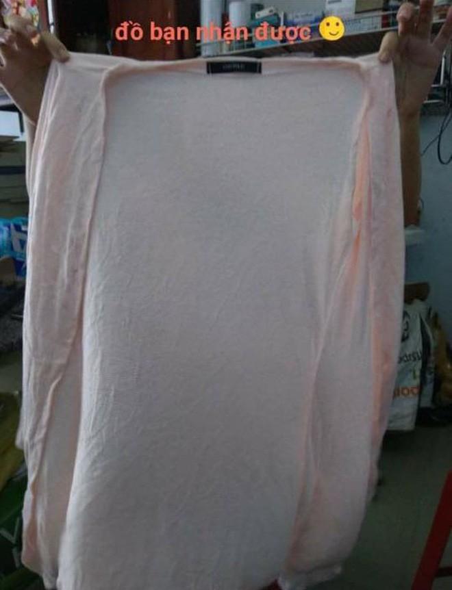 Cô gái nước mắt tràn xô khi mua sơ mi nhưng nhận được váy body vàng nghệ, cách chủ shop phản ứng còn sốc hơn! - ảnh 2