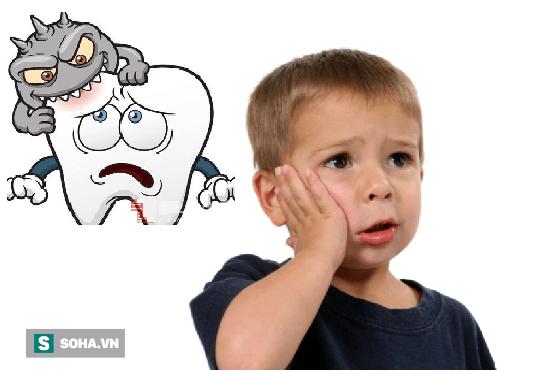 5 quan niệm sai lầm khiến trẻ bị hỏng răng ngay từ nhỏ, các bậc cha mẹ cần chú ý - Ảnh 1.
